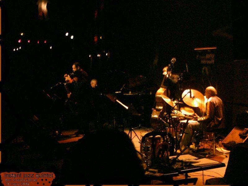 instant jazz jam radiofrance 1